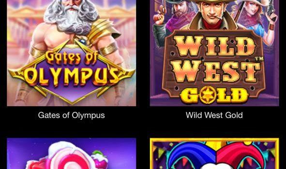 Situs Slot Pragmatic Play